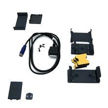 Dension IPO4DC9 9 контактный кабель с автомобильным держателем для iPod - Краткое описание
