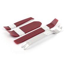 Набір інструментів для знімання обшивки 4 шт – поліуретан сталь - Короткий опис