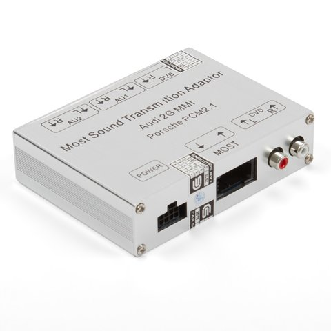 Car Audio MOST Adapter for Audi Porsche