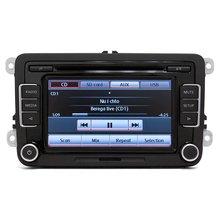 Autorradio Volkswagen RCD510 Delphi  56D 035 190A  - Descripción breve