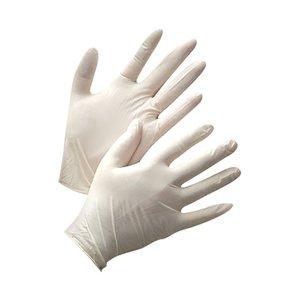 Латексные перчатки размер S, 100 шт. упаковка