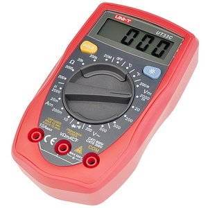 Pocket Digital Multimeter UNI-T UT33C