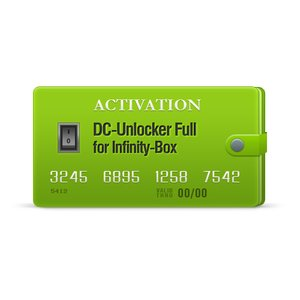 DC-Unlocker Full Activation for Infinity-Box/Dongle