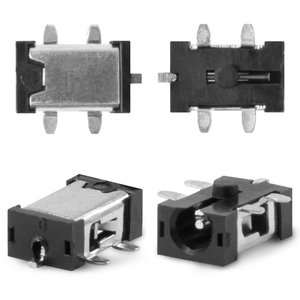 Charge Connector for Tablets, (d 2,5 mm, type 1)