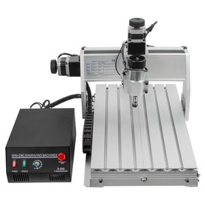 3-axis CNC Router Engraver ChinaCNCzone 3040Z-DQ (500 W)