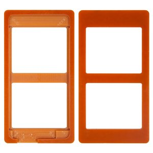 LCD Module Mould for Meizu M3 Note Cell Phone, (for glass gluing )