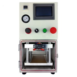 LCD Module Gluing Machine YMJ-3-01, (vacuum, for LCDs up to 7
