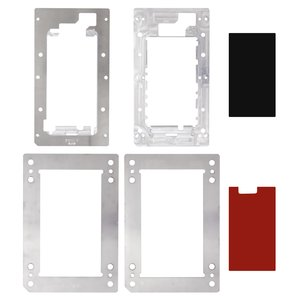 LCD Module Mould for YMJ-3-01, Apple iPhone 6S Plus Cell Phone, (for OCA film gluing,  to glue glass in a frame, set)