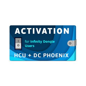 HCU + DC-Phoenix Activation for Infinity Dongle Users