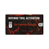 Activación Inferno Tool por 1 año para Inferno Dongle