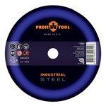 Круг отрезной по металлу PROFITOOL INDUSTRIAL 230х2,5х22,2 мм