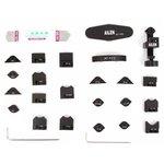 Инструмент для ремонта корпуса AT tool GB1100 26 in1 для мобильных телефонов Apple; планшетов Apple