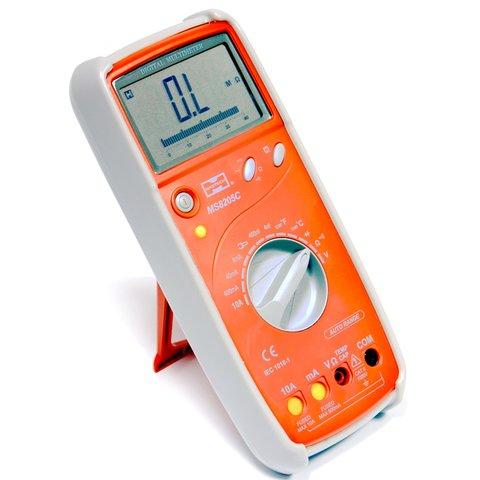 Цифровий мультиметр MASTECH MS8205C