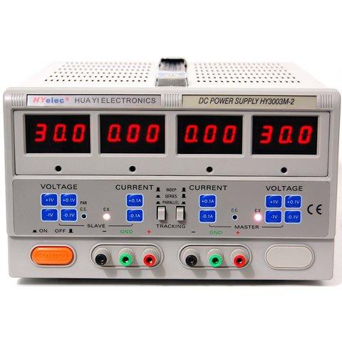 Регулируемый блок питания HYelec HY3003M 2