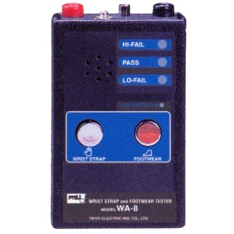 Измеритель сопротивления антистатических приспособлений Goot WA 8