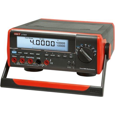Настільний цифровий мультиметр UNI T UT804