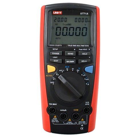 Цифровий мультиметр UNI T UTM 171A UT71A