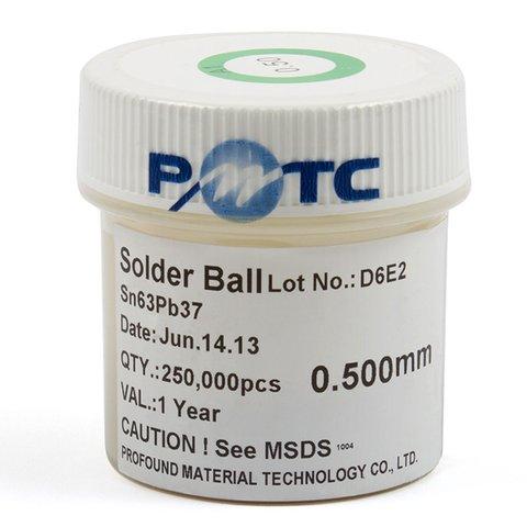 BGA кульки ACHI 0,5 мм