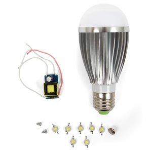 Комплект для збирання світлодіодної лампи SQ-Q03 7 Вт (природний білий, E27)