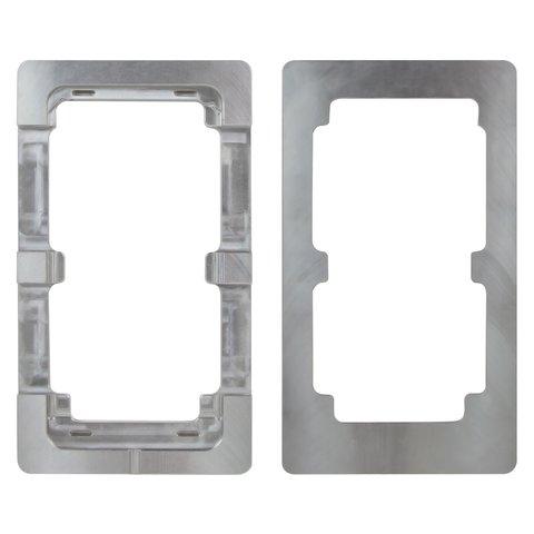 Алюмінієвий фіксатор дисплейного модуля для Samsung G920F Galaxy S6
