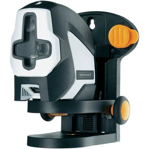 Лазерний рівень перехресний автоматичний Laserliner SuperCross Laser 2P
