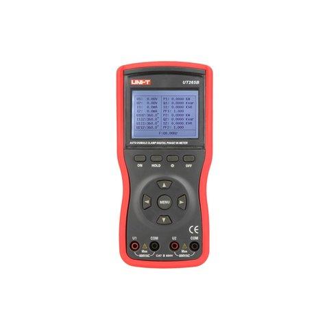Цифрові 2 фазні струмовимірювальні кліщі UNI T UT265B