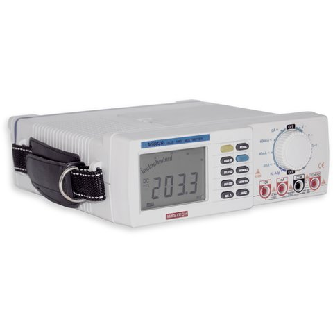 Цифровой мультиметр MASTECH M9803R