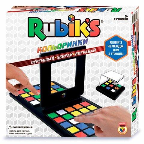 Головоломка Кубік Рубіка Rubik's: Кольоринки