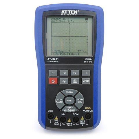 Digital Oscilloscope ATTEN AT H201