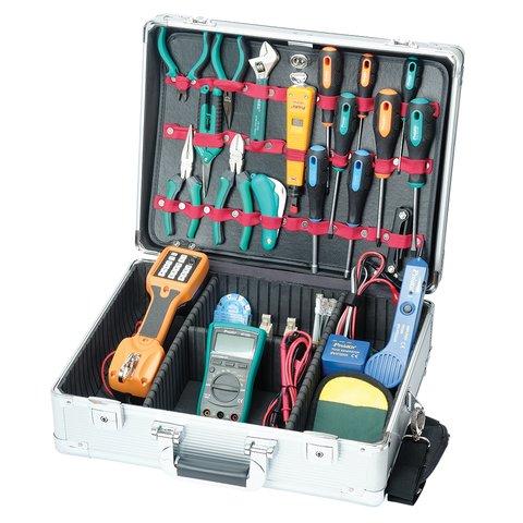 Communication Network Maintenance Kit Pro'sKit PK 14019B