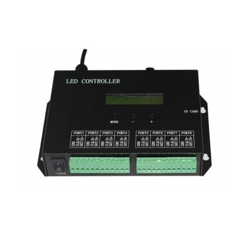 LED Standalone Controller H803SA (8192 px)