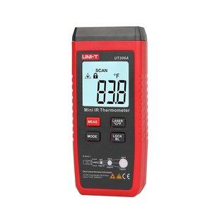 Pirómetro infrarrojo UNI-T UT306A